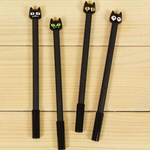ballpoint pen Cute Kawaii Cat Gel Pen School Office Writing SuppliesFor Kids0.5m