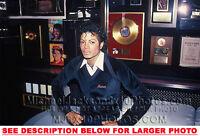 MICHAEL JACKSON 1986 MJs AWARDS ROOM 1xRARE PHOTO