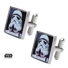 Boutons de manchette Star Wars Stormtrooper Star Wars official cufflinks