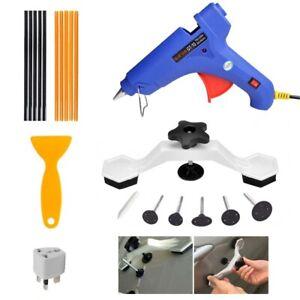 PDR Paintless Dent Repair Tools Dent Puller Bridge DIY Car Body Hail Removal Kit