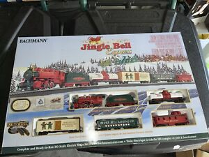 Bachmann Trains HO Jingle Bell Christmas Express Complete With Box