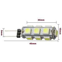 G4 9/13/24/68 SMD LED 5050 RV W5W Marine Boat Camper Light Bulb Lamp DC 12V