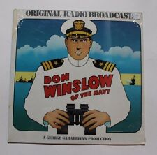 DON WINSLOW Don Winslow Of The Navy LP MArk56 626 US 1973 M Sealed 2F