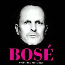 MIGUEL BOSE COLECCION DEFINITIVA' (CD, Jan-2013, Warner Bros.)