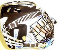 Pittsburgh Penguins NHL Hockey Official Team Design Franklin Goalie Youth Mask