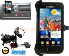 For Samsung Galaxy S2 i9100 360° Swivel In Car Air Vent Mount Holder Cradle Kit
