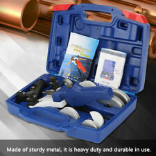 Copper Pipe Tubing Set Bender with Carry Box For 5,6,8,10,12 Refrigeration Tools