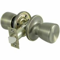 Weiser Yukon 9GAC1010 Element Ball Door Knob Lockset
