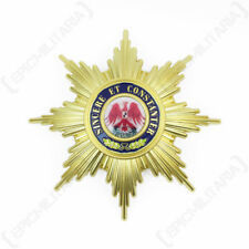 Grand Cross Order of the Red Eagle without Swords Breast Star Badge Award Repro