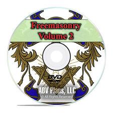 The Supreme Freemason Library, Knights Templar, Periodicals Volume 2 DVD F50