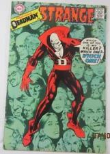 STRANGE ADVENTURES #207 DC DEC 1967 DEADMAN NEAL ADAMS VF/NM 9.0
