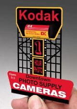 Miller Engineering (HO/N Scale) #44-0902 KODAK CAMERAS Billboard Neon Sign - NIB