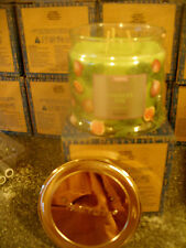 Partylite CYPRESS FIG SIGNATURE 3-wick JAR CANDLE  BRAND NEW