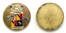 Medaglia Placchetta Militare Scuola Di Applicazione Esercito Italiano