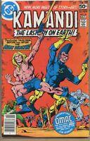 Kamandi the Last Boy on Earth 1972 series # 59 fine comic book