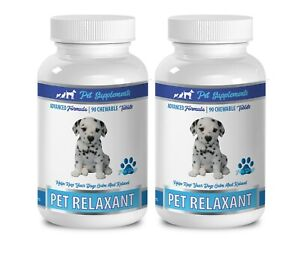 dog skin itch relief supplement - DOG RELAXANT - anxiety relief for dogs 2B