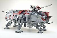 Lego AT-TE Custom MOC Instructions Clone Wars Star Wars AT-TE Custom MOC Instruc