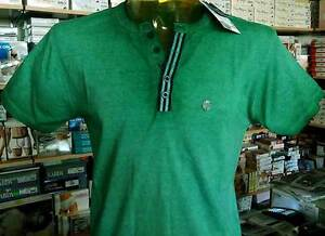 T-shirt uomo Baci & Abbracci manica corta serafino con piccolo logo art BAM2171