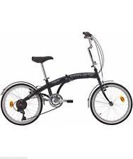 Velo pliant 20 Produit Italien Cinzia Acier Shimano 6 V modele car Bike pliable