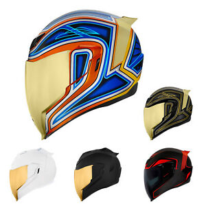 *SHIPS SAME DAY* ICON AIRFLITE Motorcycle Helmet