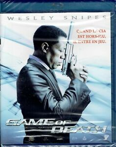 Game of Death - Blu-ray ~ Wesley Snipes - NEUF - VERSION FRANÇAISE