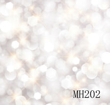 5X7FT Glitter Blurred Photography Backdrop Background Studio Photo Props MH202