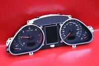Audi A6 4F C6 3.0 TDI Kombiinstrument 4F0920932 4F0910930C Farb FIS Tacho /5S