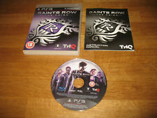 PS3 game - Saints Row the Third 3 (complete PAL)
