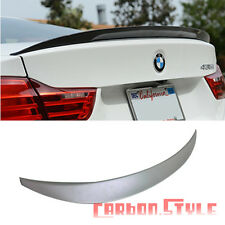 """""""Stock IN USA Unpainted ABS 4-Series BMW F32 2DR Coupe P Style Trunk Spoiler"""