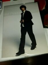 Super junior Attack on the pin up boys donghae official postcard Card Kpop K-pop