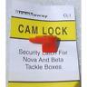 Breakaway Tackle NEW Cam Lock For Shakespeare Sea Fishing Beta Seat Box