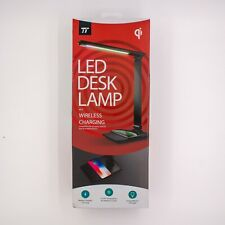 TaoTronics LED Desk Lamp with Wireless Charging Base, Brand New Free Shipping