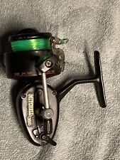 Vintage Mitchell (300 Size) Right Handed Spinning Reel Half Bail. Great Shape !