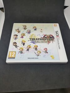 Theatrhythm: Final Fantasy for Nintendo 3DS Complete Very Good Condition