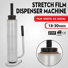 40-50cm U-Shape Stretch Film Dispenser time-saving equipment Package 18-20inch