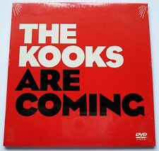 2006 - THE KOOKS ARE COMING - RARE PROMO ONLY DVD - NEW