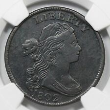 1802 S-235 R3 NGC VF 30 Draped Bust Large Cent Coin 1c