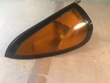 94-96 OEM Dodge Stealth Amber Orange Corner Light Signal Fender Side LH LEFT