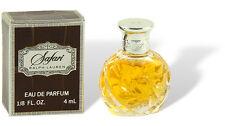 """Ralph Lauren - """"safari"""" perfume miniatura frasco 4ml edp Eau de Parfum con Box"""