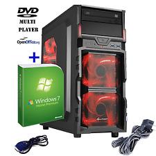 Komplett PC:AMD Athlon 64X2 Dual Core 2x 2,61GHz 4GB 250GB Windows 7 Pro DVD-RW