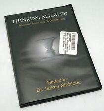 Thinking Allowed DVD Dr Jeffrey Mishlove Elizabeth Sahtouris Holistic Biology