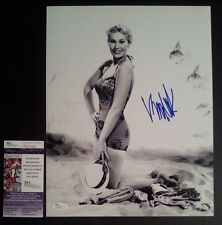 """KIM NOVAK Authentic Hand-Signed """"VERTIGO"""" 11x14 Photo (PROOF) JSA COA"""