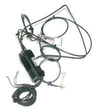 Keyence  FS-N11N  FS-N12N  Fiber Optic Amplifier Assembly 2 Amplifiers 4 Cables