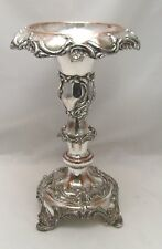 A Very Large 19th Century Silver Plated Table Centrepiece / Stand / Epergne