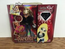 CLOE ~  BRATZ FOREVER DIAMONDZ DOLL with Certified Real Diamond by MGA  (NEW)