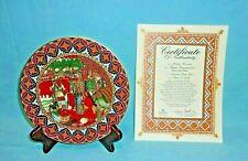 Villeroy & Boch Russian Fairy Tales Maria Morevna & Tsarevich Ivan Plate...NIB