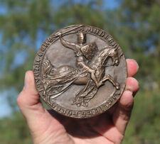 France, medaille, Seal of Charles II of Anjou, Neapel, Jerusalem, Sicily