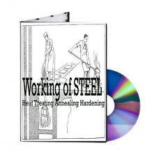 Working of STEEL Heat Treating Annealing Hardening on CD PDF