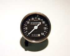 Replacement Speedometer w/o mounting studs - for vintage Triumph motorcycles