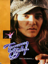 Tommy Bolin 1989 The Ultimate Original Promo Only Rare Poster